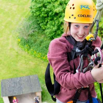 PGL Primary Activity Weekend Feb 2017