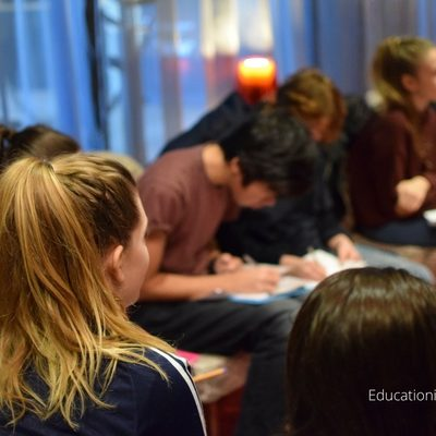 Workshops with Milton Keynes Theatre – Creative Learning