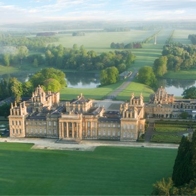 Self-Guided visit to Blenheim Palace May 2018