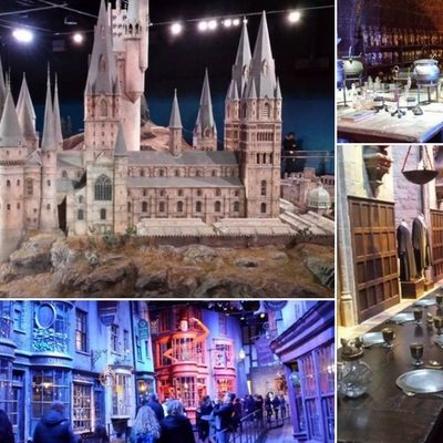Warner Bros Studio (Harry Potter) Trip Nov 2017